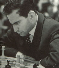 Mikhail Tal - World Chess Champion 1960-1961